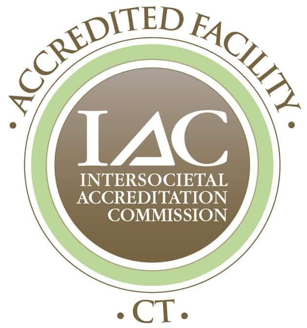 IAC Accredited Facility - CT