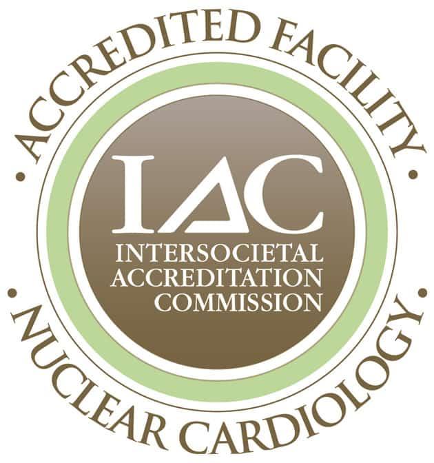 IAC Accredited Facility - Nuclear Cardiology