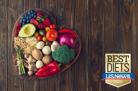 U.S. News Shares Annual List of Best Diets for Your Heart